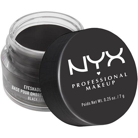 NYX Professional Makeup Eyeshadow Base Black