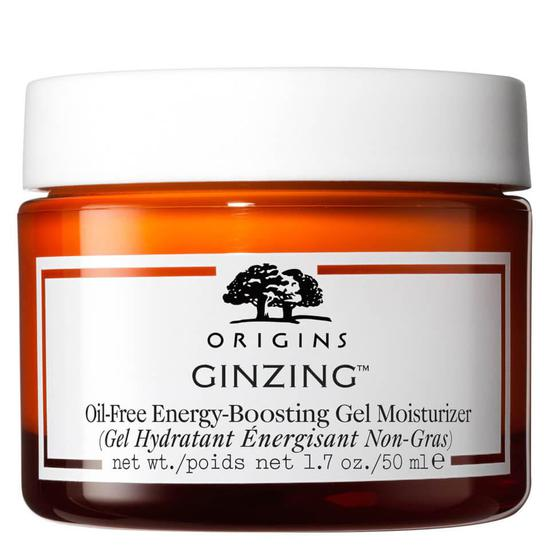 Origins GinZing Oil Free Energy Boosting Gel Moisturizer 2 oz