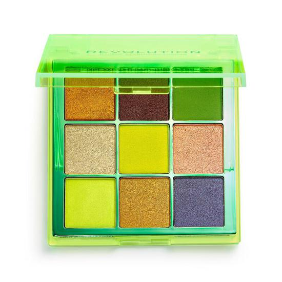 Revolution Viva Neon Eyeshadow Palette Up All Night