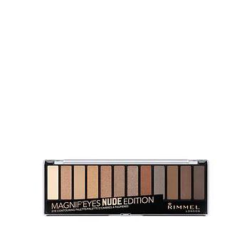 Rimmel 12 Pan Eyeshadow Palette Nude Edition 14g