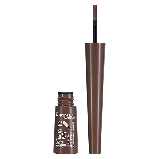 Rimmel Brow Shake Filling Powder Medium Brown