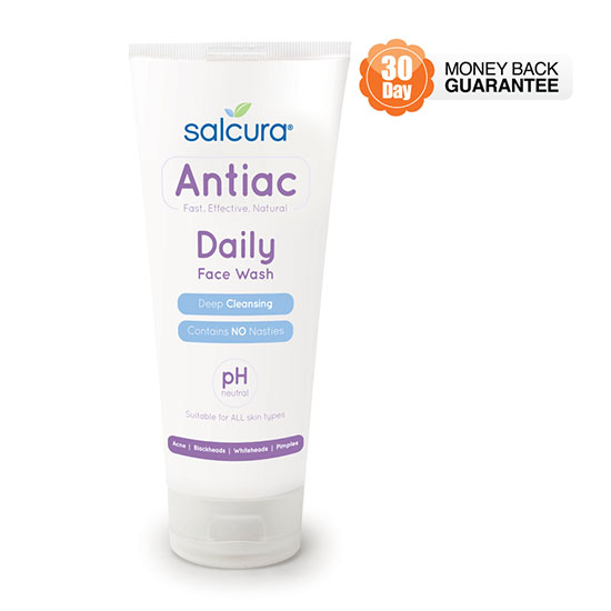 Salcura Antiac Daily Facial Wash 5 oz