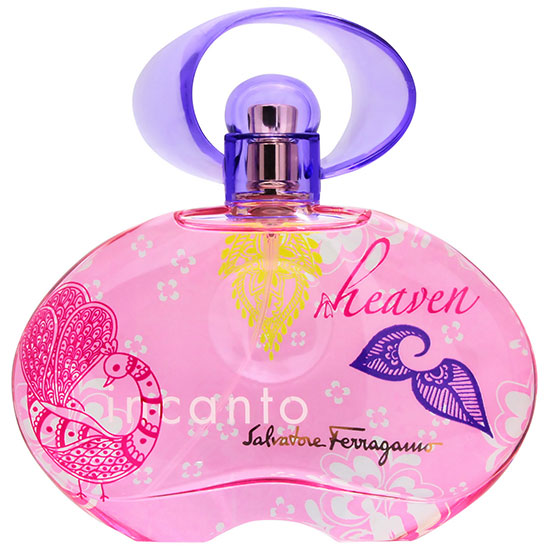 Salvatore Ferragamo Incanto Heaven Eau De Toilette Spray 3 oz