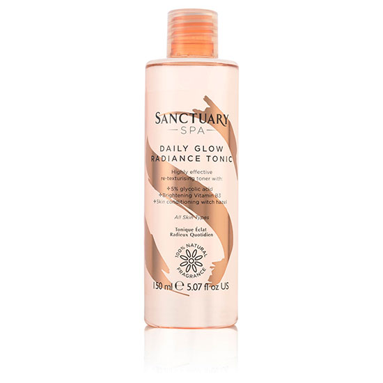 Sanctuary Spa Daily Glow Radiance Tonic