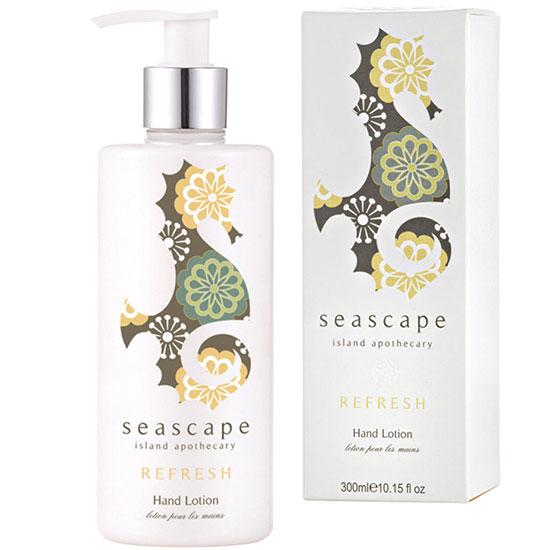 Seascape Island Apothecary Refresh Hand Lotion 300ml