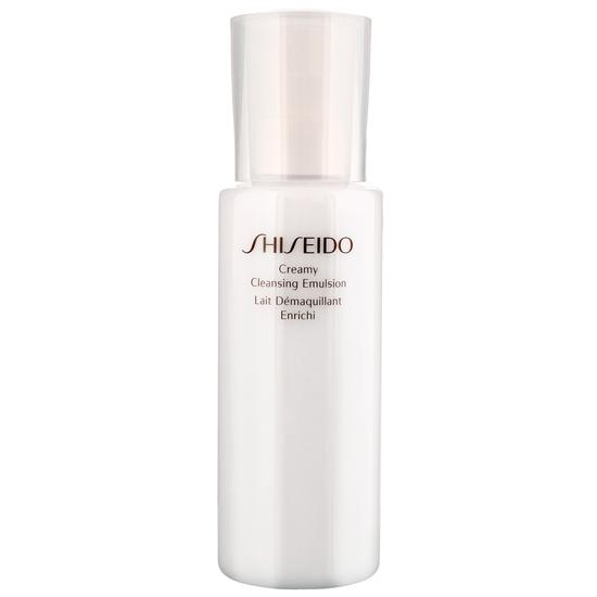 Shiseido Essentials Creamy Cleansing Emulsion