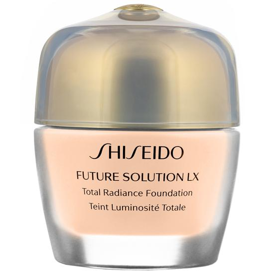 Shiseido Future Solution Radiance Foundation LX Golden 3
