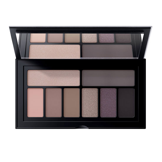 Smashbox COVER SHOT EYE PALETTE MATTE SMOKE PUNKED