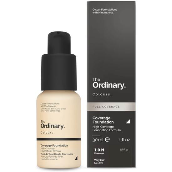 The Ordinary Coverage Foundation 1.0N-Very Fair