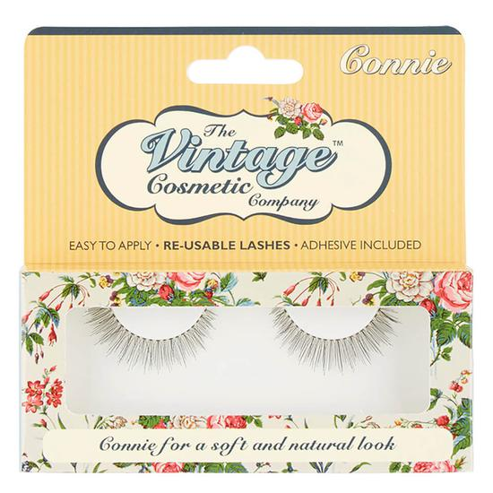 The Vintage Cosmetic Company Connie False Strip Lashes