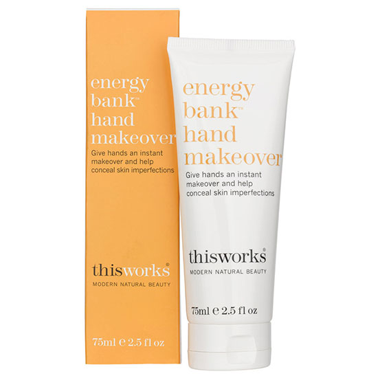 This Works Energy Bank Hand Makeover