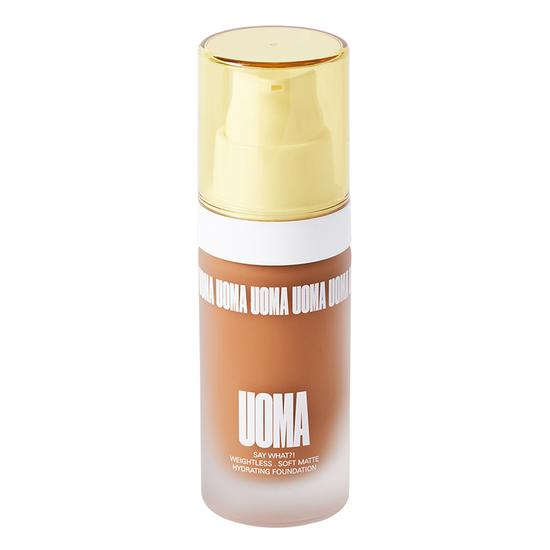 Uoma Beauty Say What?! Foundation Bronze Venus T3C