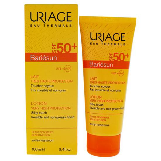 Uriage Eau Thermale Bariesun Lotion SPF 50+ 3 oz