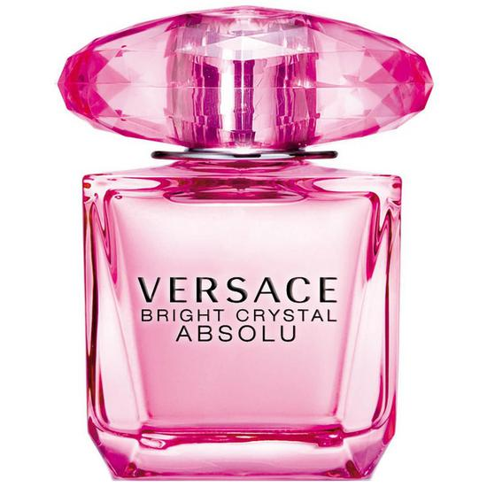 Versace Bright Crystal Absolu Eau De Parfum Spray 3 oz