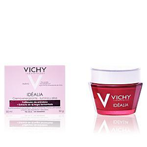 Vichy Idealia Smoothness & Glow Energizing Cream For Dry Skin 2 oz